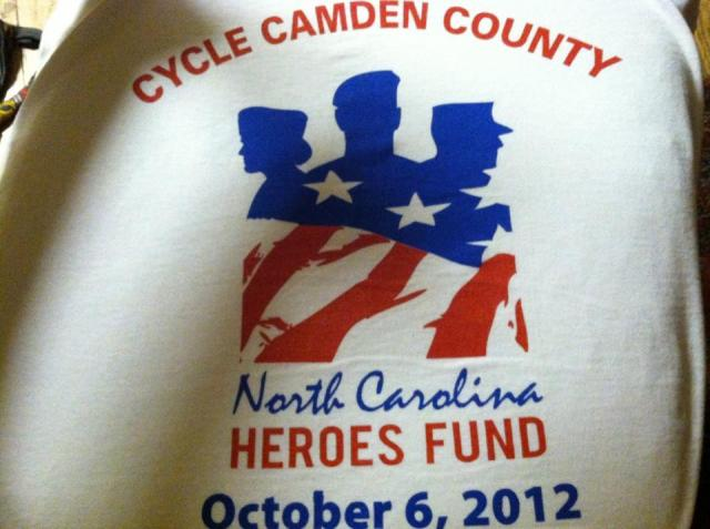 Camden Heroes Ride - October 6, 2012