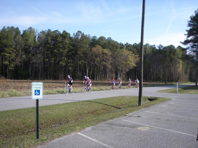 2012 Smithfield - Spring ride